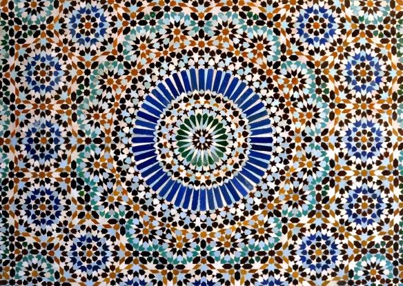 Mosaic_-_Mosquée_de_Paris